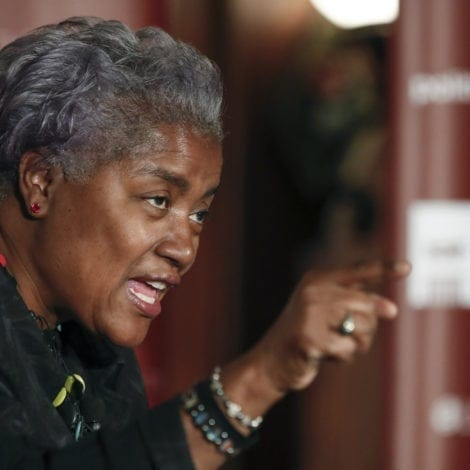 DONNA'S DENIAL: Brazile Says Democrats Were 'CRIME VICTIMS' in 2016 Election