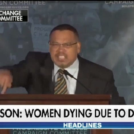 ELLISON EXPLODES: DNC Deputy Says 'WOMEN ARE DYING' Because of GOP Voters