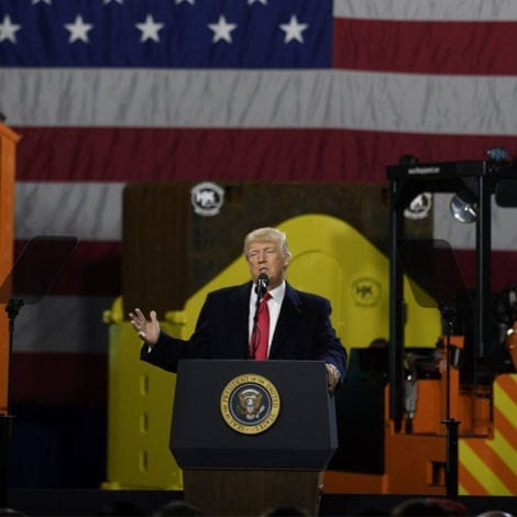GREAT AGAIN: Manufacturing Jobs HIT HIGHEST LEVELS Since Recession