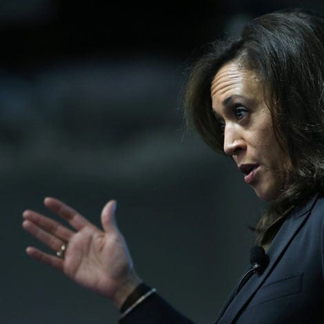KAMALA 2020? Sen. Harris REFUSES TO ANSWER if She'll Accept 'Corporate Donations'