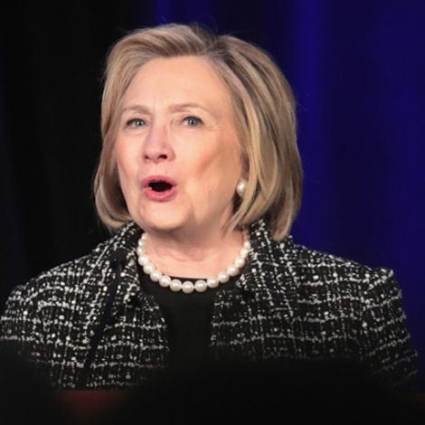 WHAT HAPPENED? Clinton Admits She's STILL 'Trying to Figure Out' 2016 Election