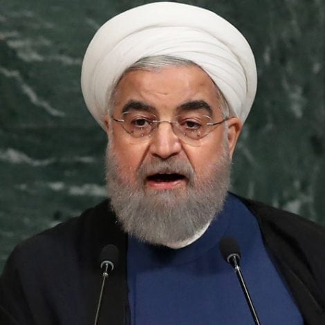 IRAN ON EDGE: Tehran TRASHES 'Unqualified' Trump Over Nuclear Deal