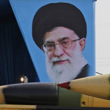 TENSE IN TEHRAN: Iran Calls on Middle East to 'UNITE' Against America