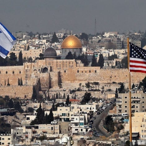 TRUMP TOWN? New Jerusalem Neighborhood May be Named After Trump