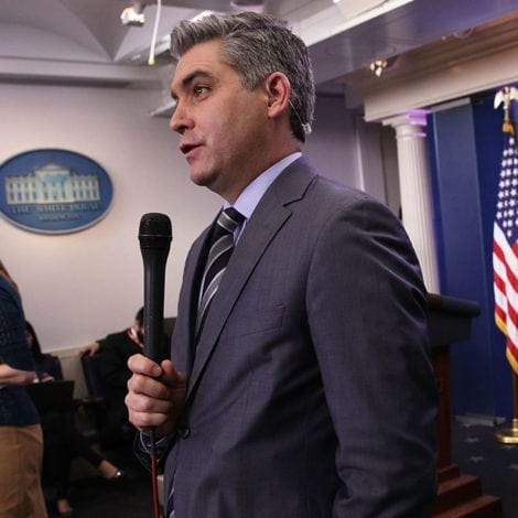 ACOSTA UNHINGED: CNN Reporter 'CLARIFIES' Trump Supporter Smear