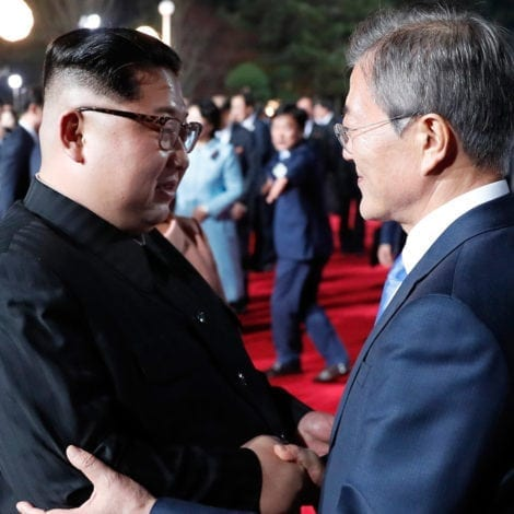 PEACE IN KOREA: Kim Agrees to GIVE UP Nukes if US PLEDGES 'No Invasion'