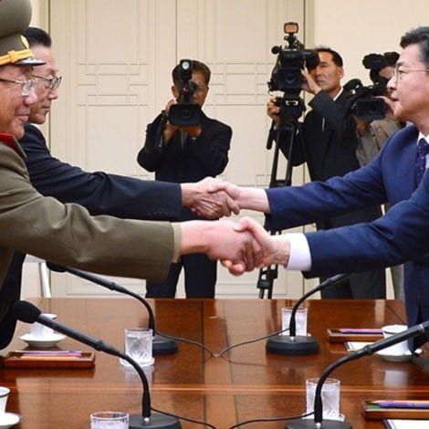 END OF AN ERA: North and South Korea to Announce OFFICIAL END of Korean War