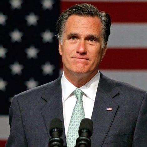 NOT SO FAST: Romney Faces GOP Challenger in Utah Senate Race