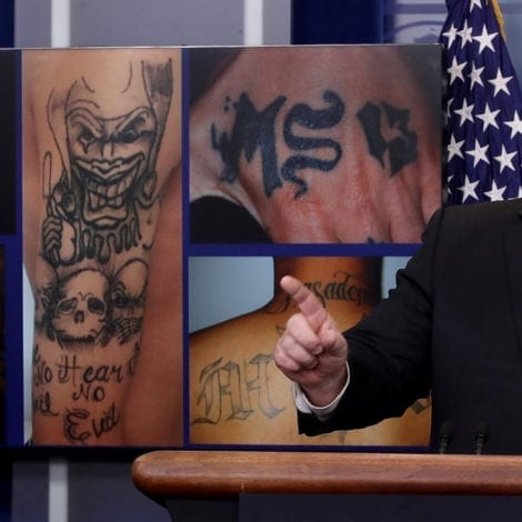 SANCTUARY INSANITY: DHS Says 'DOZENS' of MS-13 Members 'SHIELDED' By California
