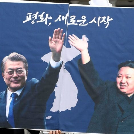 PEACE IN KOREA: North and South Korean Leaders to Meet at DMZ Friday
