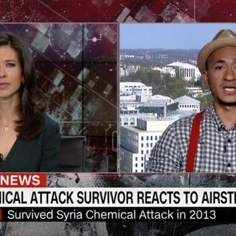 SYRIA CHEMICAL SURVIVOR: 'Bad Days' of Barack Obama are 'OVER'
