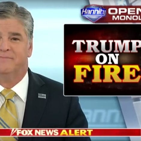 HANNITY: President Trump is ON FIRE This Week, Approval SOARS