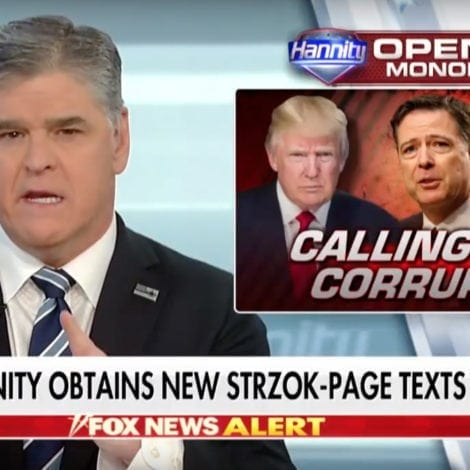 HANNITY: Every American Should Be 'TROUBLED' by Mueller's Witch Hunt