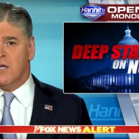 HANNITY: The GOP is FIGHTING BACK Against the 'Deep State'