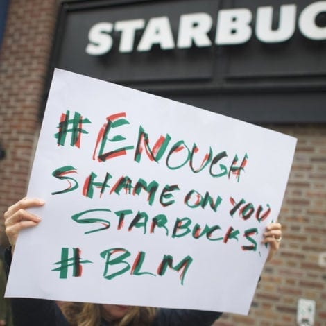 STARBUCKS SHUT DOWN: Coffee Chain to Close ALL STORES for 'Racial Bias' Training