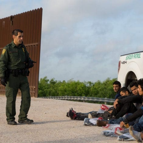 TRUMP EFFECT: 50,000 People STOPPED, Border Arrests UP 203% in One Year