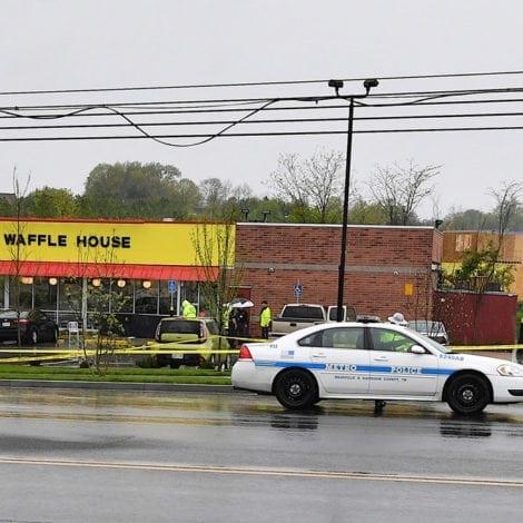 MANHUNT OVER: Waffle House SHOOTER in Police Custody