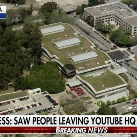 ACTIVE SHOOTER: Multiple SHOTS FIRED at YOUTUBE Headquarters in California