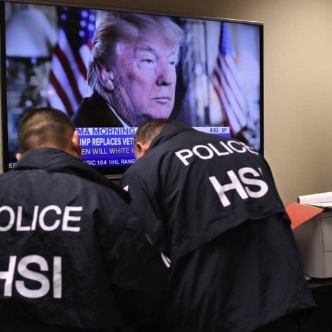 GANGLAND: New Yorkers PRAISE Trump's Crackdown on 'Animal' MS-13