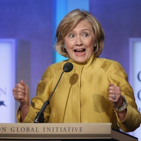RUNNING ON EMPTY: Clinton Foundation OUT OF CASH, Relying on Mega Donors