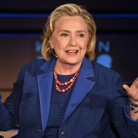 HELL FREEZES OVER: Major Liberal Magazine Tells HILLARY to GO AWAY