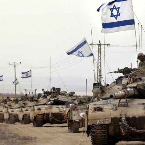 HIGH ALERT: Israeli Forces Deployed After 'Unusual' Moves by Iranian Military