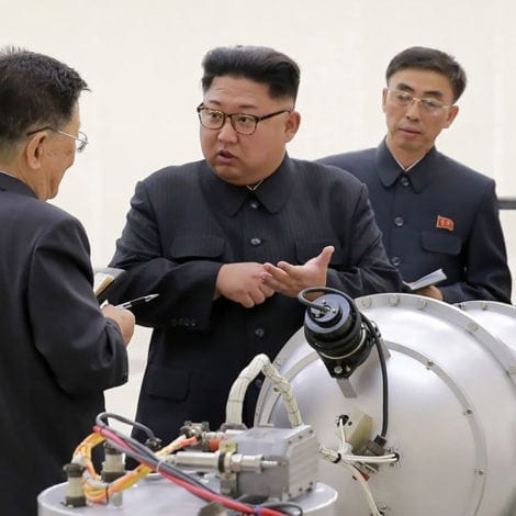 KIM JONG BOOM: Kim Invites 'World Media' to Watch Destruction of Nuclear Site