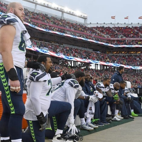 REPORT: NFL Players Planning Alternative Protests to 'SPITE' League