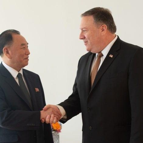 PEACE IN KOREA: Kim's Delegation to VISIT WASHINGTON Friday
