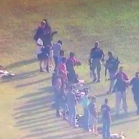 BREAKING: Texas High School in Lockdown After Reports of 'ACTIVE SHOOTER'
