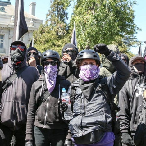 ANTIFA ASSAULT: Judge Refuses to DROP FELONY Charges Against Antifa Leader
