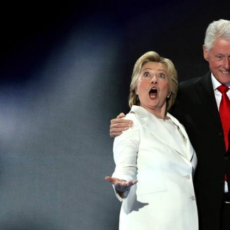 BILL'S BETRAYAL: Clinton Reportedly Told DNC BOSS to Stay Away from 'Bernie Folks'
