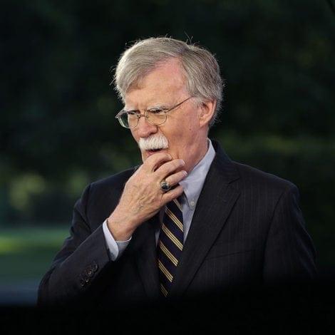 CRISIS IN KOREA: Kim AIMS at 'Repugnant' John Bolton Ahead of Summit