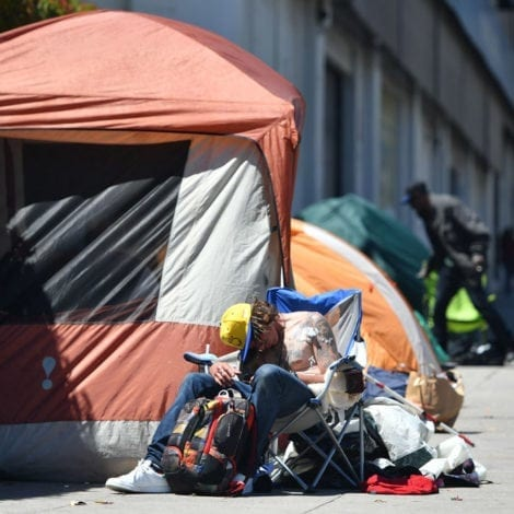 CALIFORNIA CHAOS: San Francisco Residents FLEE 'DISGUSTING' City