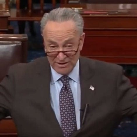 SCHUMER: 'Conservative Media' Manufacturing 'CONSPIRACIES' About Mueller