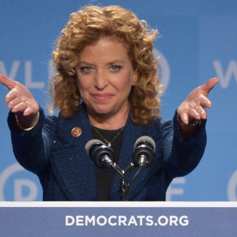 DODGY DEBBIE: Schultz Says NRA 'Just Shy of a TERRORIST Organization'