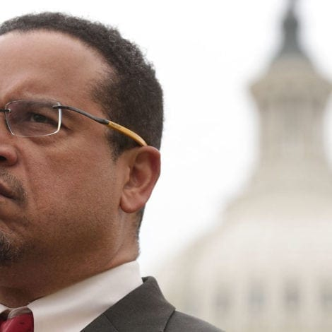 GAME OVER? Keith Ellison Calls for NFL BOYCOTT After 'Kneeling Ban'