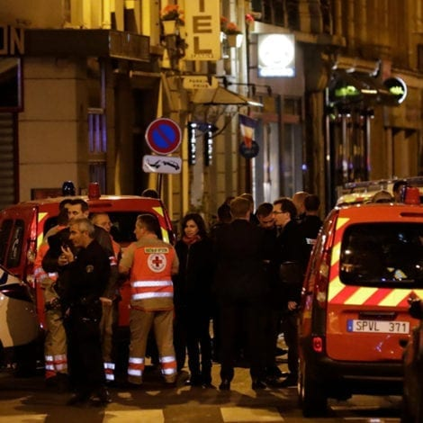 MISSED FLAGS: Paris Knife Attacker was on France's TERROR Watch List