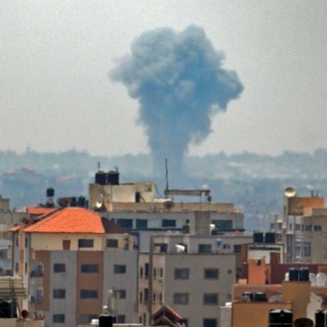 'IT WAS IRAN': Israel Says TEHRAN Behind Gaza Mortar Barrage