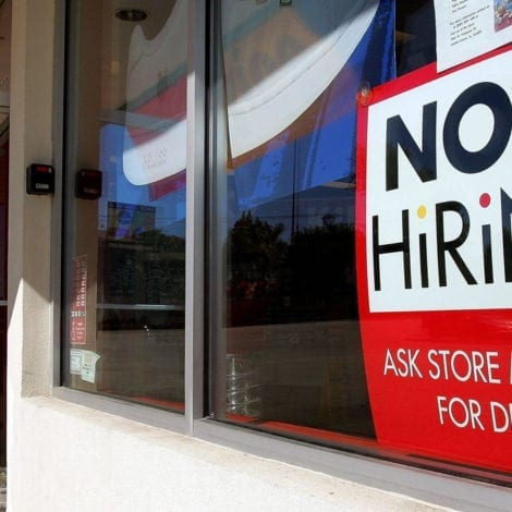 GREAT AGAIN: US Unemployment FALLS to 3.9%, Lowest Since 2000