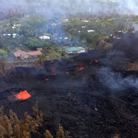 PARADISE LOST: Hawaiians Return to Destroyed Homes, Toxic Gas