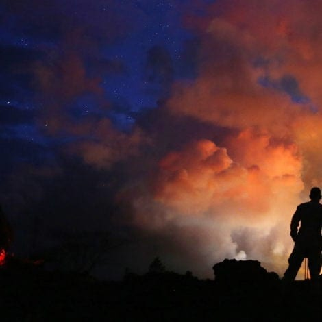 HELL IN HAWAII: Volcano 'EXPLODES', Residents Told to 'SHELTER IN PLACE'