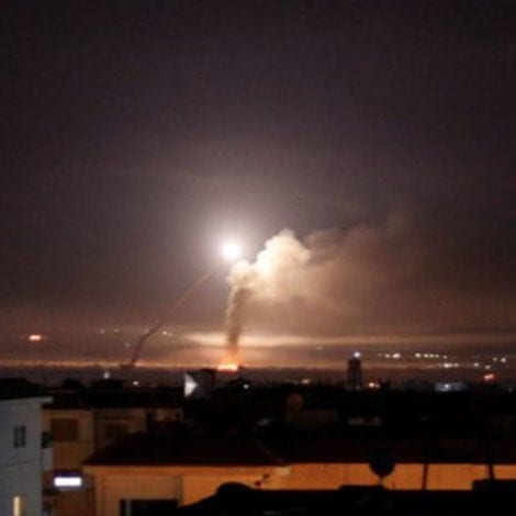 BRINK OF WAR: Israel DESTROYS Iranian Forces in Syria After Rocket Attack