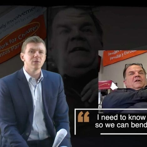 UNION FALLOUT: Two Union Bosses SUSPENDED After O'Keefe Exposé