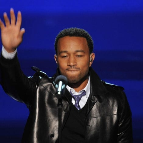 LIBERAL LOGIC: John Legend Blames MS-13 VIOLENCE on 'American Policy'