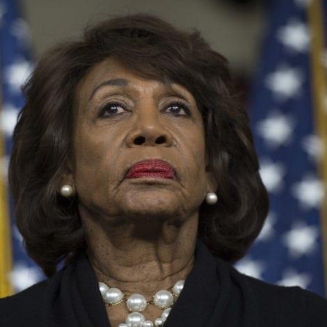 SHOCKER! Maxine Waters Calls for Trump's 'IMPEACHMENT' Over Iran Deal