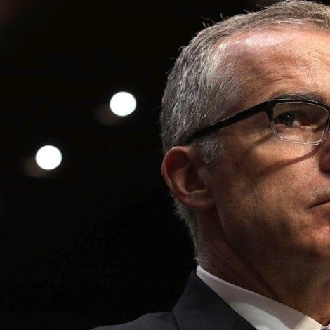 REPORT: FBI's McCabe Discussed TRUMP DOSSIER with CNN Before Leak