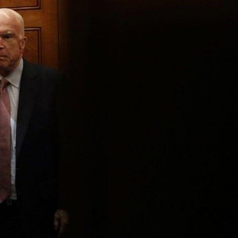 JOHN McCAIN: It Was My 'DUTY' to Give Trump Dossier to FBI