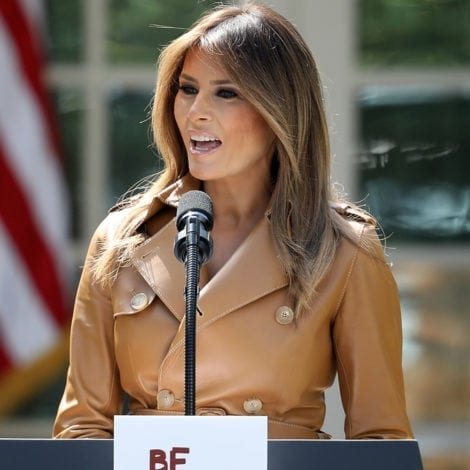 MELANIA IN HOSPITAL: The First Lady Undergoes Kidney Surgery