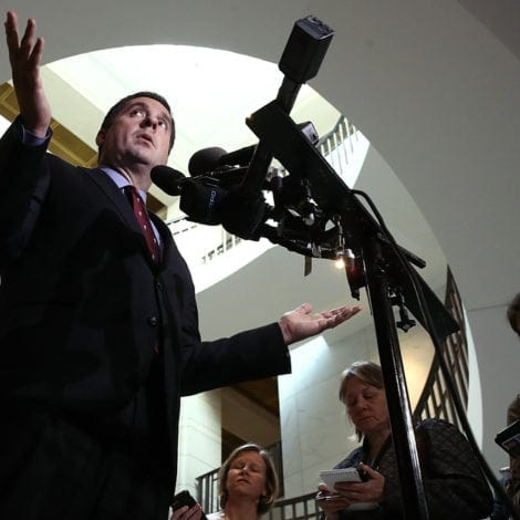 NUNES GOES NUCLEAR: Rep. Nunes Says Sessions Should be Held in 'CONTEMPT'